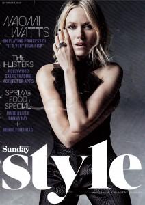 Sunday Style Magazine featuring Dr Sara Mullen
