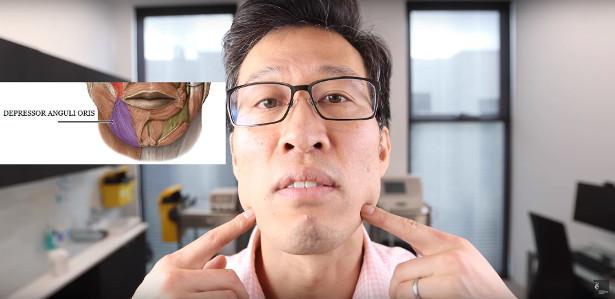 depressor anguli oris makes your face look sad